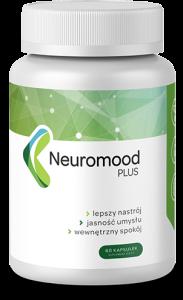Naturalne i bezpieczne tabletki uspokajające Neuromood