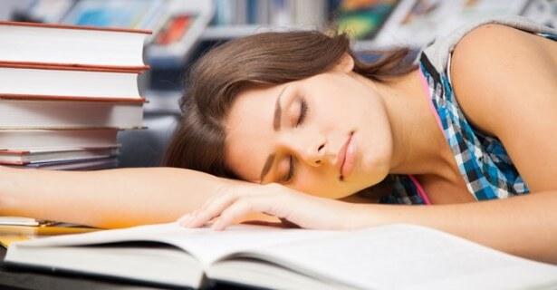 ciągłe zmęczenie i senność