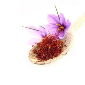 Ekstrakt z kwiatów szafranu