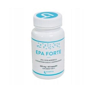 Suplement wspomagający w stanach depresyjnych Visanto Epa Forte