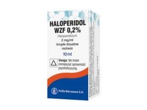 Krople doustne Haloperidol